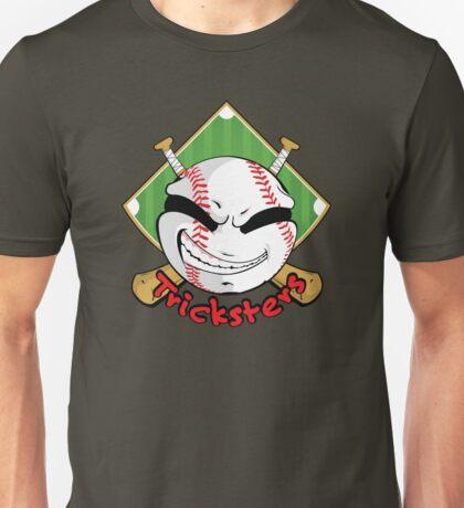 Tricksters Baseball Logo Unisex T-Shirt