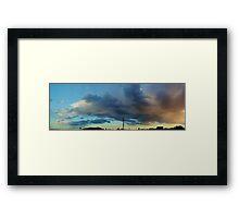 ©HCS The Other Side Of Sunset Framed Print