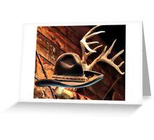 Sombrero Greeting Card