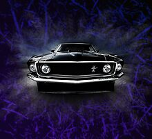1969 FORD MUSTANG. by BIG-DAVE