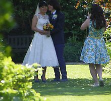 Wedding at Greenbank Gardens, Glasgow by ElsT