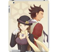 Steampunk Miego iPad Case/Skin