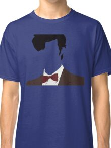 Faceless 11th Doctor Classic T-Shirt