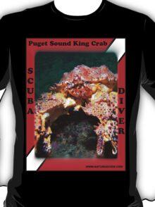 Puget Sound King Crab Shirts T-Shirt