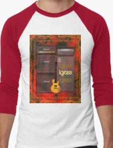 Kyuss - Blues For The Red Sun T-Shirt Men's Baseball ¾ T-Shirt