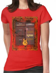 Kyuss - Blues For The Red Sun T-Shirt Womens Fitted T-Shirt