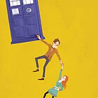 Doctor Who by amandarts