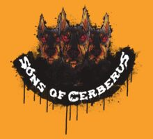 Sons of Cerberus Logo by digihill