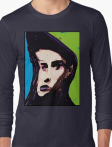 Face of the 80's Long Sleeve T-Shirt