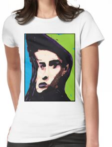 Face of the 80's Womens Fitted T-Shirt