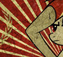 Pony communist Sticker