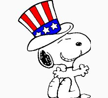 Snoopy Uncle Sam Unisex T-Shirt
