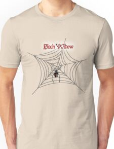 Black Widow Unisex T-Shirt