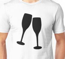 Drinks toast Unisex T-Shirt