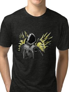 Tyrael the fallen angel Tri-blend T-Shirt