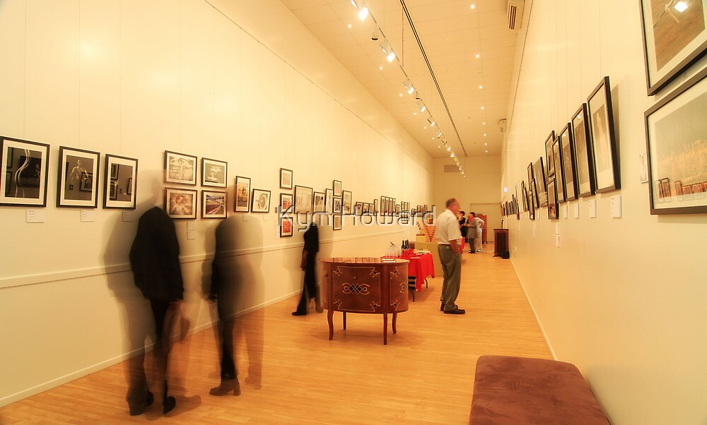 Photographic Exhibition by Kym Howard