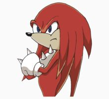 Knuckles the Echidna by Joe Lawrence