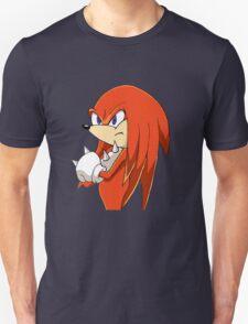 Knuckles the Echidna Unisex T-Shirt