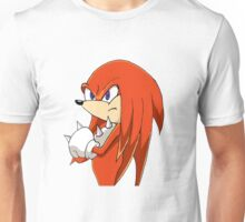 Knuckles the Echidna Unisex T-Shirt