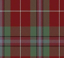 02640 Dundhuin Commemorative Tartan Fabric Print Iphone Case by Detnecs2013
