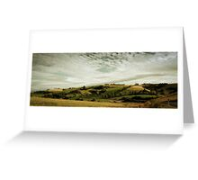 Dorrigo Panorama Greeting Card
