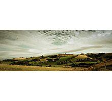 Dorrigo Panorama Photographic Print