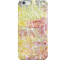 Abstract Summer case iPhone Case/Skin