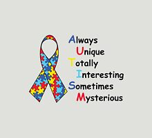 Autism Fact Unisex T-Shirt