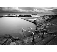 The Blue Pool Bermagui Photographic Print