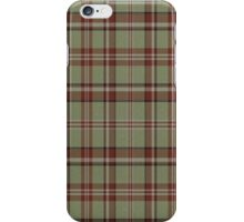 02641 Nueces County, Texas E-fficial Fashion Tartan Fabric Print Iphone Case iPhone Case/Skin