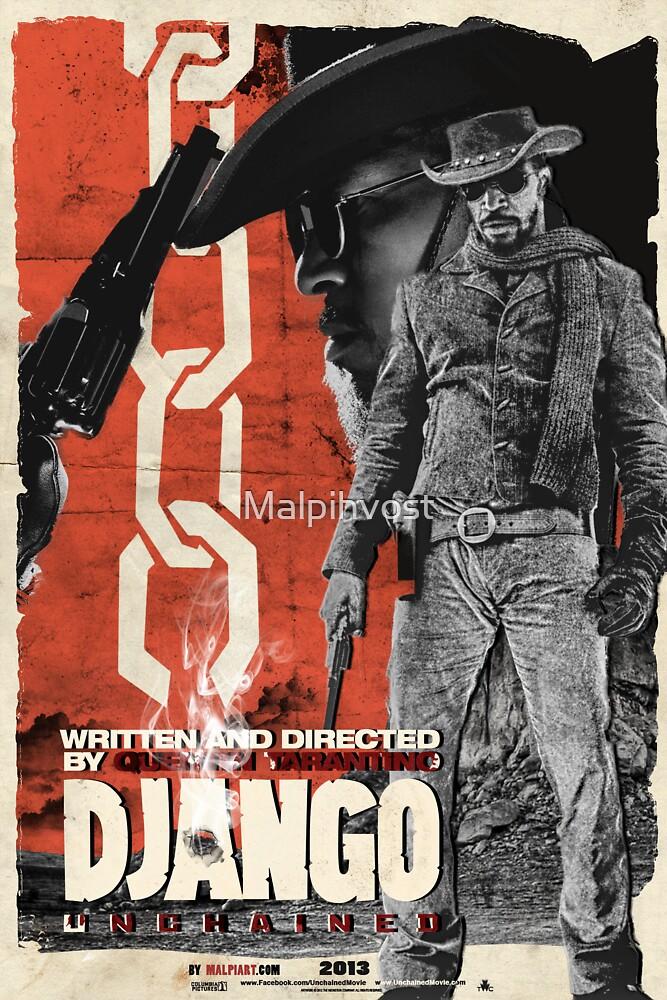 Django Unchained by Malpihvost