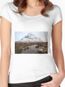 Buchaille Etive Mor Women's Fitted Scoop T-Shirt