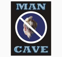 MAN CAVE One Piece - Long Sleeve