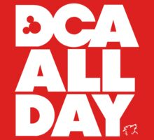 DCA All Day Baby Tee