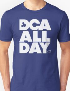DCA All Day Unisex T-Shirt