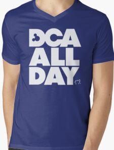 DCA All Day Mens V-Neck T-Shirt