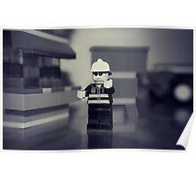 Taking a break Poster