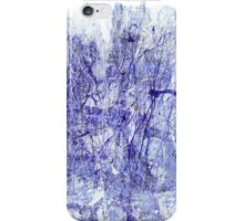 Deep Blue Case iPhone Case/Skin