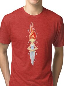 Coral Tri-blend T-Shirt