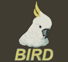 BIRD - Sulphur-crested Cockatoo by Ari Hunt
