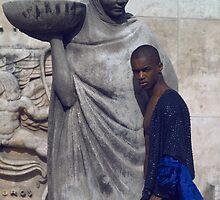 Julio at Palais de Tokyo by narcyss