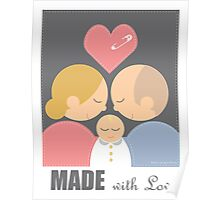 Me & You and a little baby too Poster