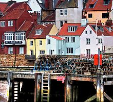 """Colourful Whitby"" by Bradley Shawn  Rabon"