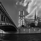 Pont au Double by Andrew Dickman