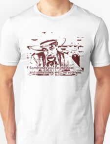 The cowboy in Big lebowski movie Unisex T-Shirt