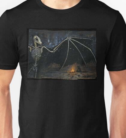 Dark Desert Night - Gather Bones album art T-Shirt