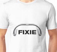 Classic Track Handlebars - FIXIE Unisex T-Shirt