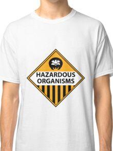 Metroid Warning Classic T-Shirt