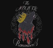 The North Remebers T-Shirt