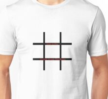 Rule of Thirds 3 Unisex T-Shirt